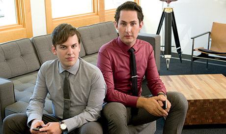 Kevin Systrom Mike Krieger