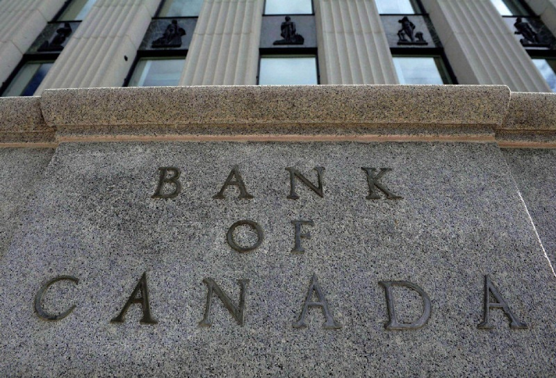 EDS NOTE A FILE PHOTO The Bank of Canada marker is pictured in Ottawa on September 6, 2011. The Bank of Canada will release its latest monetary policy report this morning -- a document expected to explore the economic damage inflicted by falling oil prices. THE CANADIAN PRESS/Sean Kilpatrick