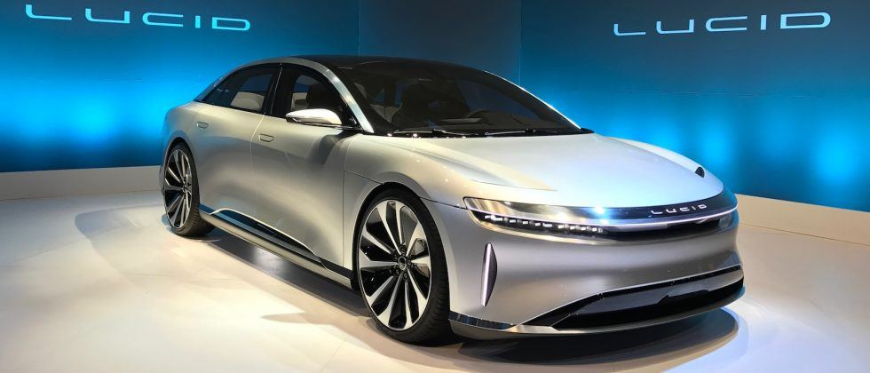 Tesla, Lucid Air