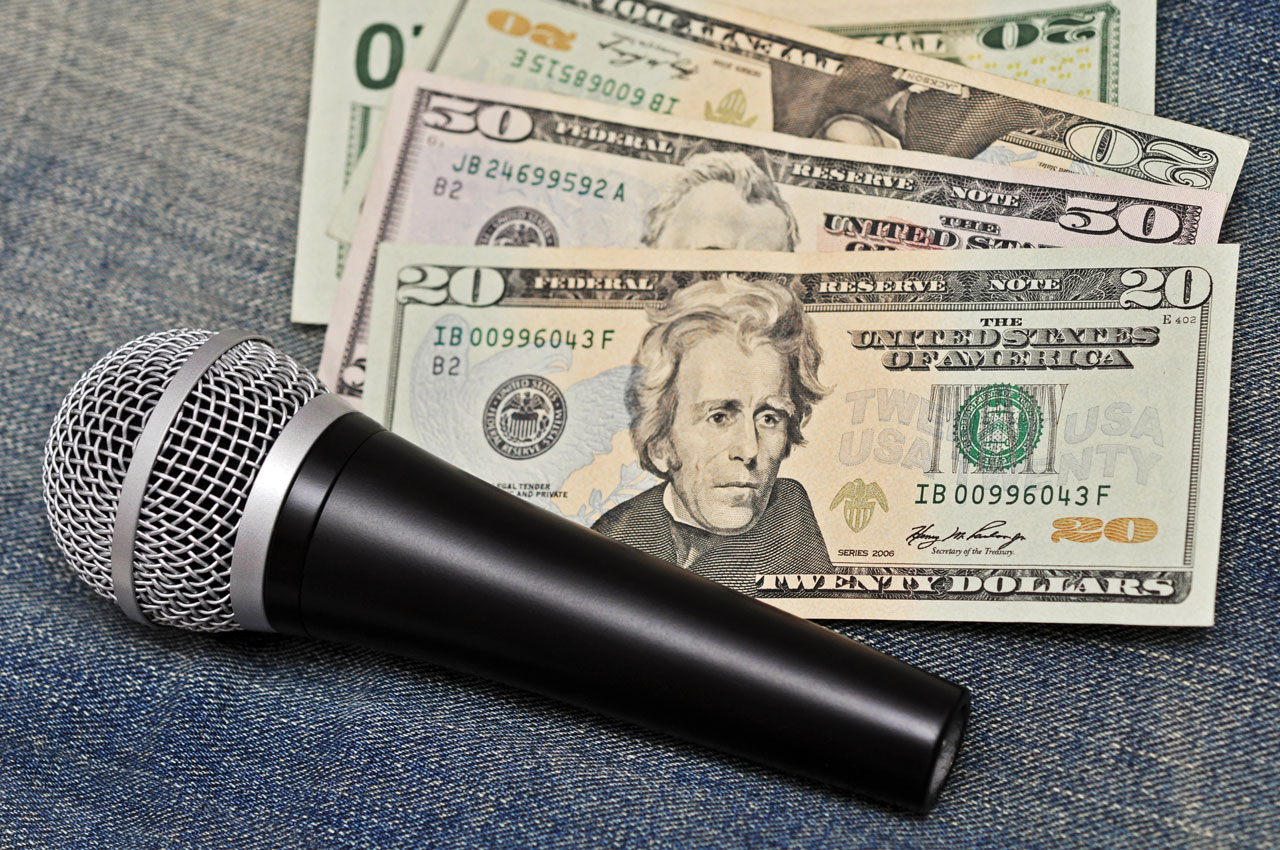 How much money can you make having a podcast